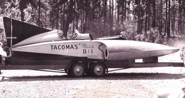 In 1962 B&I Stores sponsored the Miss B&I thunderboat which participated five of the six races on the 1962 Unlimited tour. The boat's highest finish was a fifth place in the Governor's Cup on the Ohio River at Madison, Indiana.
